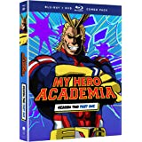 My Hero Academia: Season Two, Part One (Blu-ray/DVD Combo)