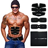 Muscle Toner, Abdominal Toning Belt Abs Training Gear Portable Fitness Machine Exercise For Abdomen/Arm/Leg Support for Men/Women - 05