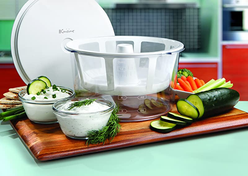 Euro Cuisine GY50 Greek Yogurt Maker Via Amazon