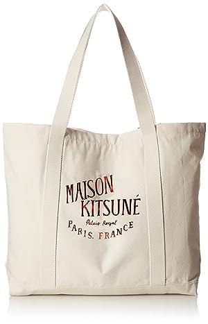 MAISON KITSUNE(メゾン キツネ) [メゾン キツネ] FW17U812 トートバッグ FW17U812 [並行輸入品]