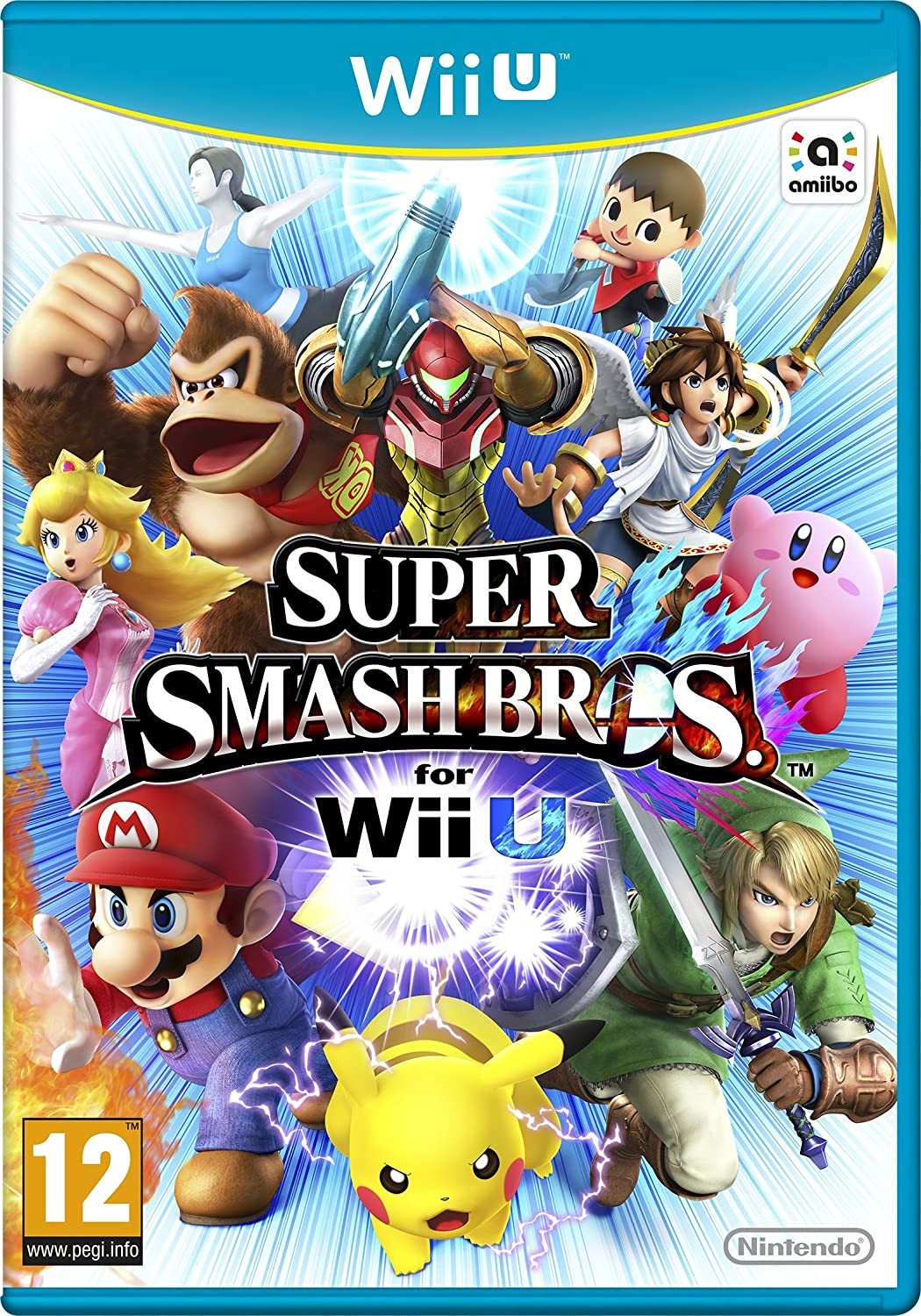 Super Smash Bros - Wii U |