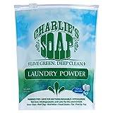 Charlie's Soap - Fragrance Free Laundry Powder - 100 Loads (One 100-load Bag, 100 Total Loads)