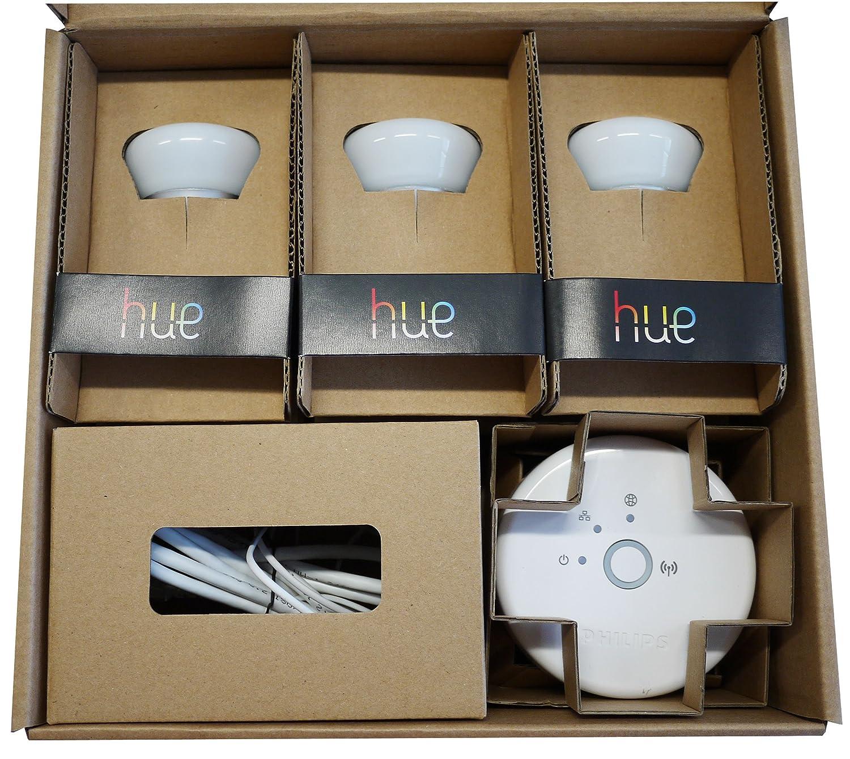 Philips Hue Personal Wireless Lighting Starter