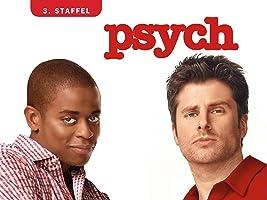 Psych - Staffel 3