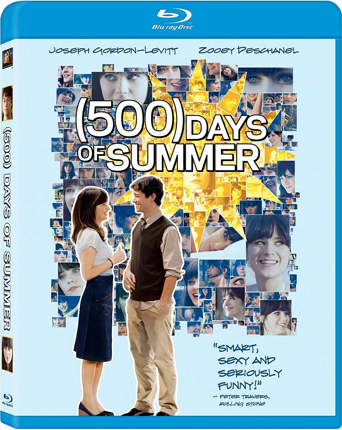 (500) Days of Summer [Blu-ray] $7.62