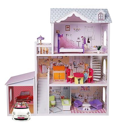 Gerardos Gerardosgt61005Charlene Dollhouse avec Garage