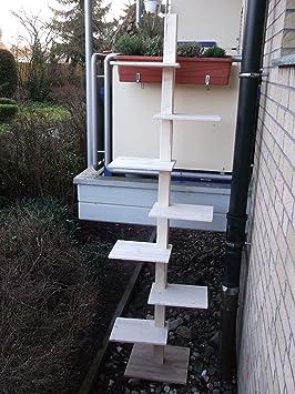 katzenleiter katzentreppe xxl natur katzenbaum katzen treppe. Black Bedroom Furniture Sets. Home Design Ideas