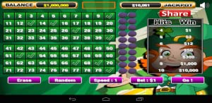 Free Keno for Kindle Fire Hit Rich Rick from App World Mania Bonus