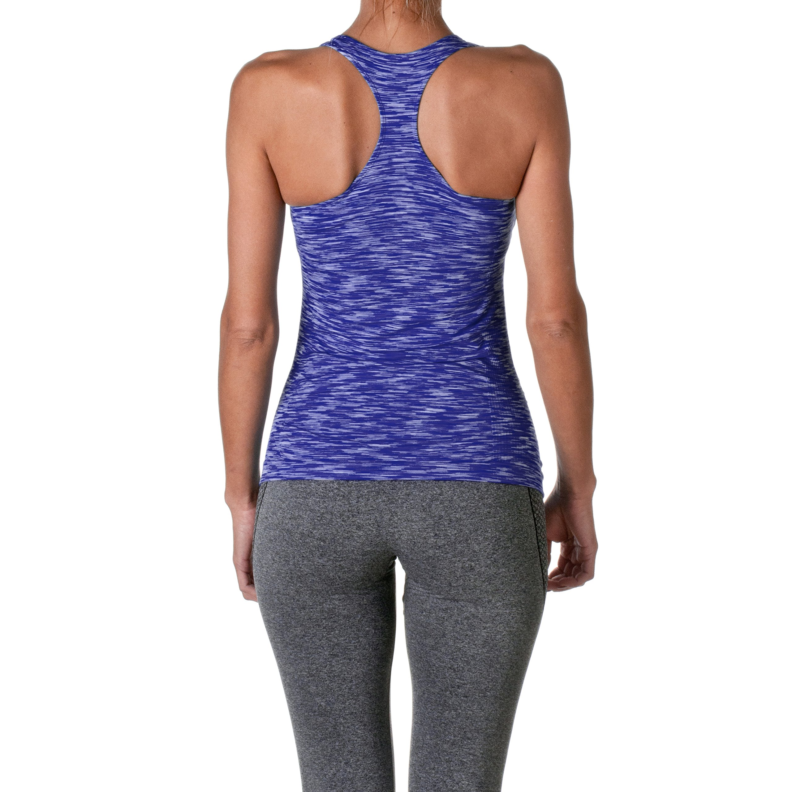 Galleon Riverberry Womens Actives Racerback Yoga Workout