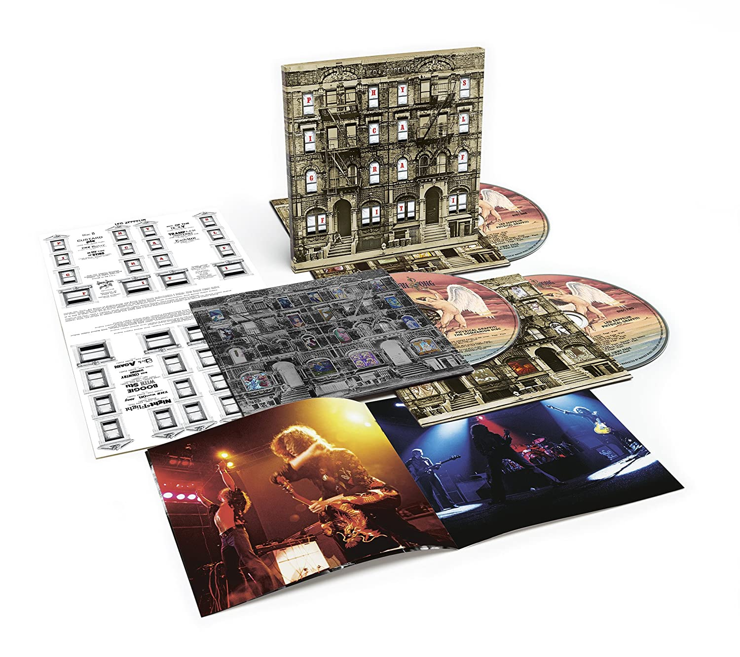 Physical Graffiti Deluxe Edition