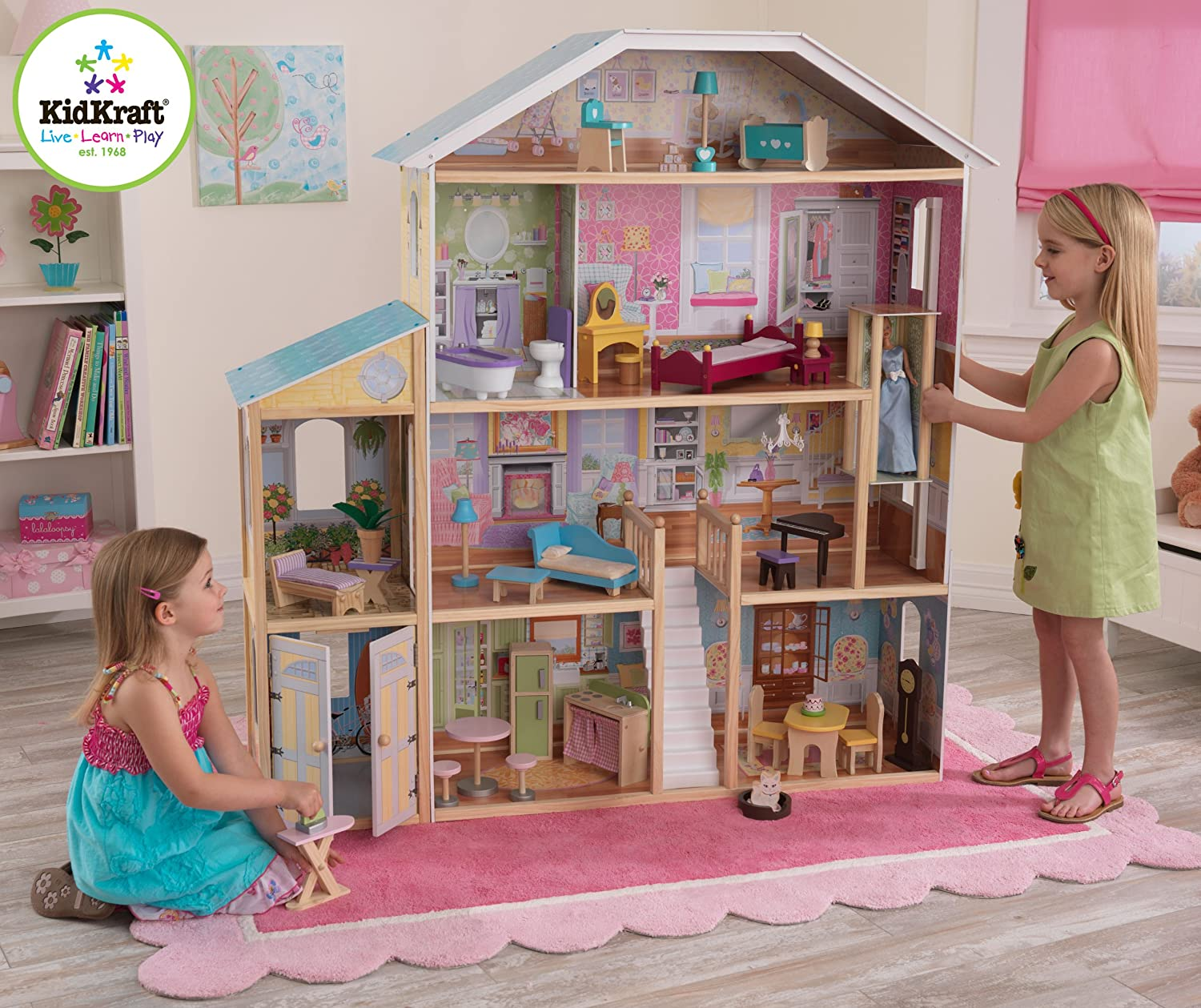 barbie house big