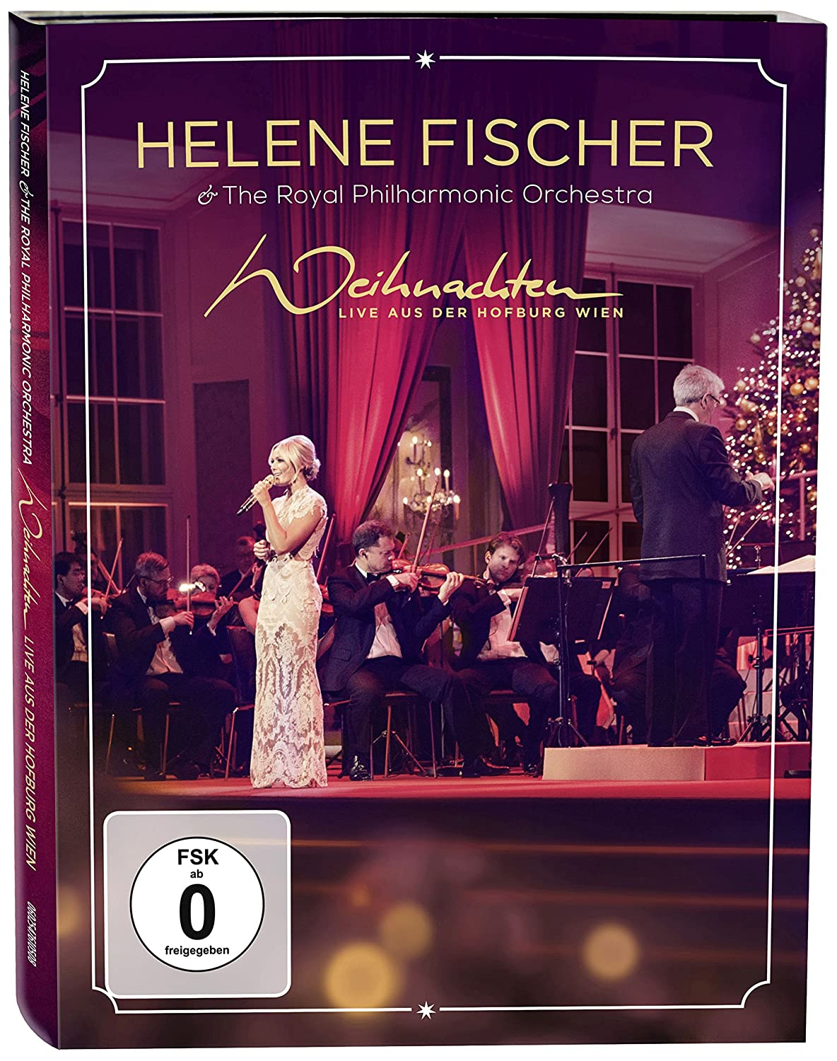 Helene Fischer Und The Royal Philharmonic Orchestra-Weihnachten Live Aus Der Hofburg Wien-DE-DVD-FLAC-2015-VOLDiES Download