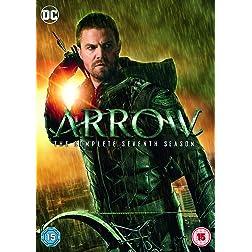 Arrow: Season 7 2019