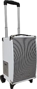 Jaytech 77003000 mCP100 enceinte haut-parleur blanc