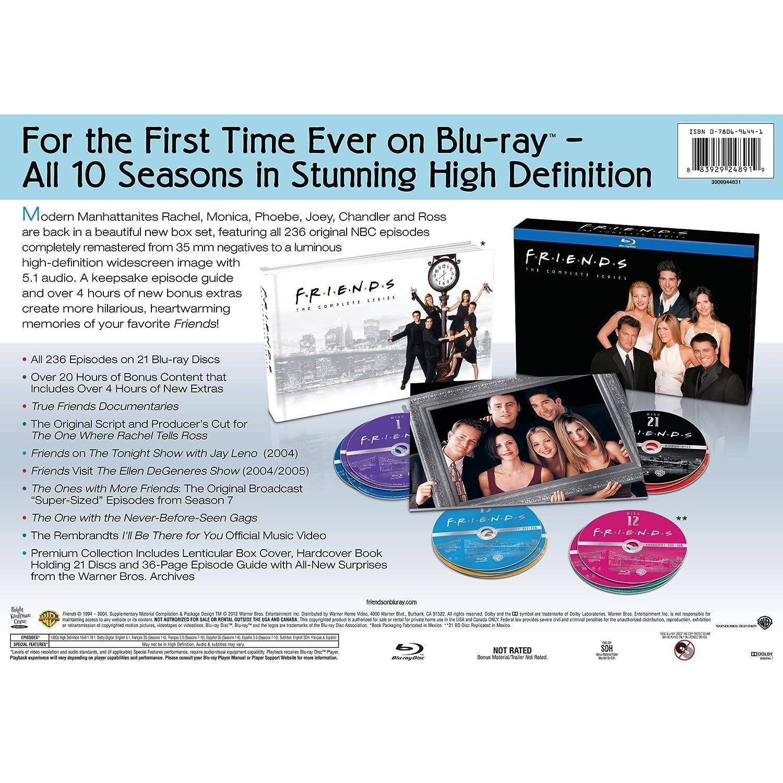 Friends, intégrale Blu Ray (sortie le 13 novembre 2012) 91qIQIYaigL._AA1500_