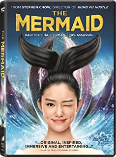 Book Cover: The mermaid