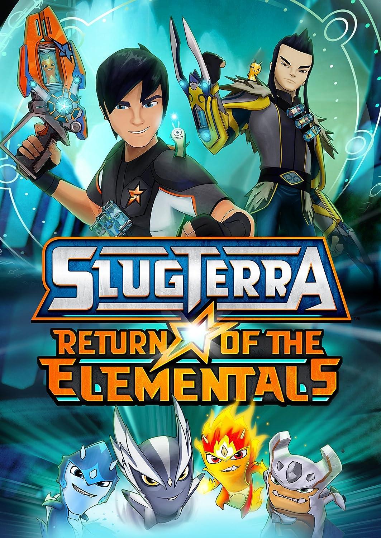 Slugterra Return of The