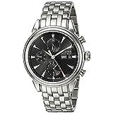 Bulova Men's 'Gemini' Swiss Automatic Stainless Steel Casual Watch (Model: 63C113)