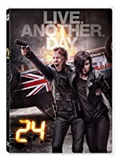 24: Live Another Day on Blu-ray and DVD