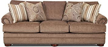Klaussner Home Furnishings Tolbert K90810F Sofa