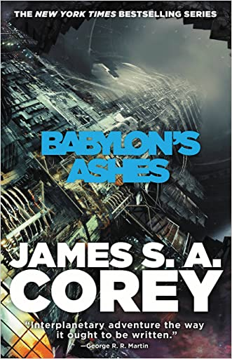 Babylon's Ashes written by James S.A. Corey