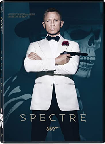 SPECRE is the most recent James Bond movie and stars Daniel Craig