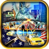 Hidden Objects New York City - Seek and Find Object Puzzle Photo Pic Time and Spot the Difference Game