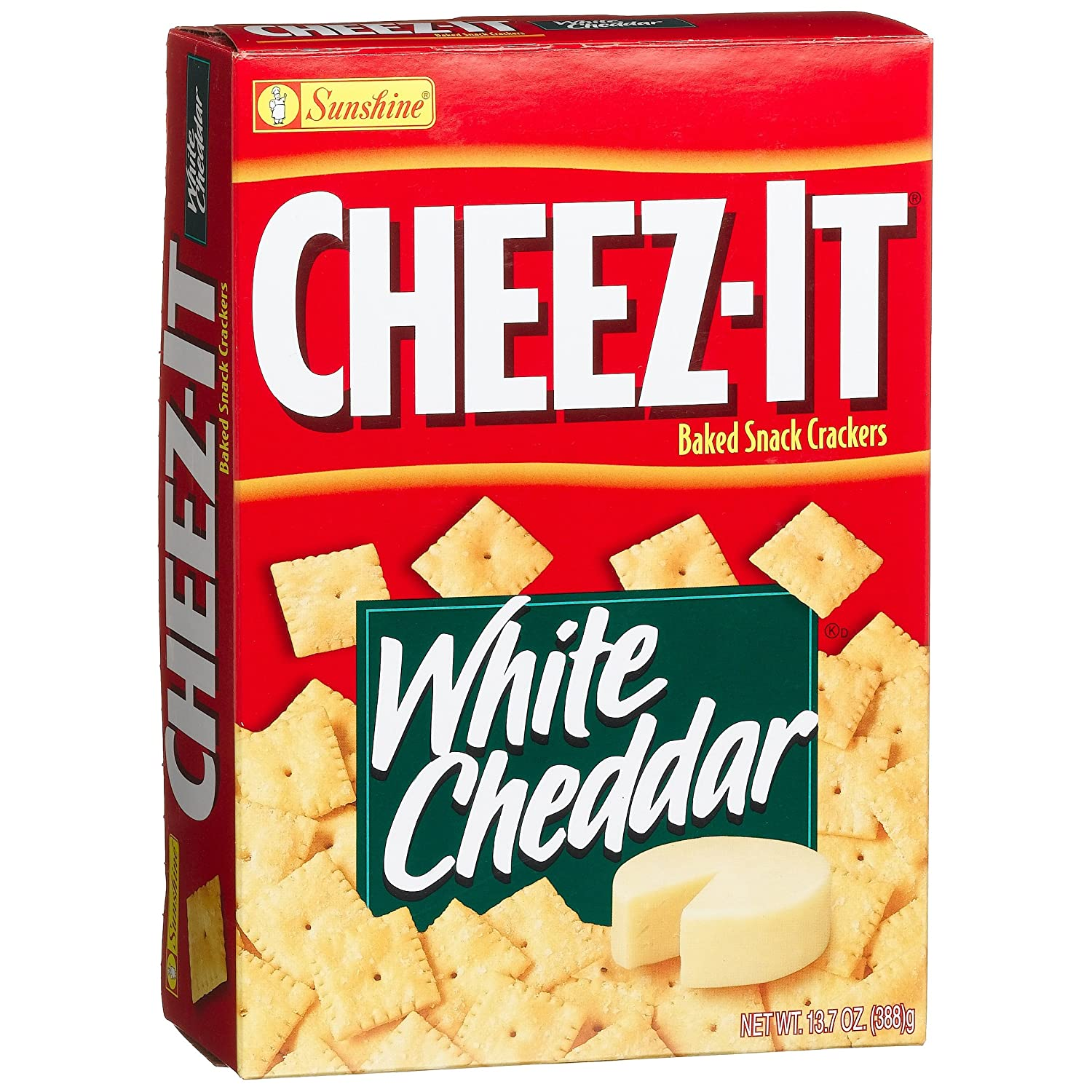 White Cheddar Cheese Its