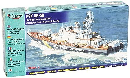 Mirage Hobby 1:400 - BG 50 Grigoriy Kuropyatnikov Pauk I Ukranian Nav - MIR40425