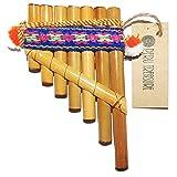 Petite Tiny Peru Toy Antara Pan Flute 7 Pipes