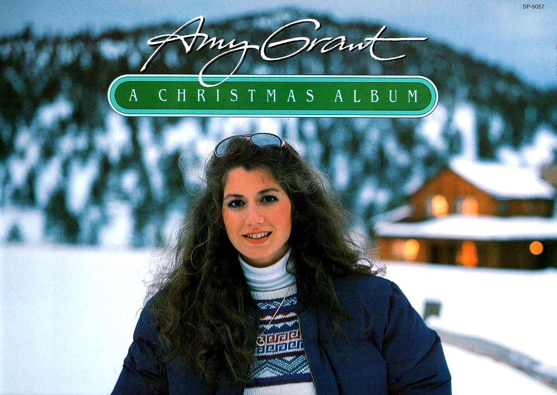 Amy Grant Christmas Albums Amy Grant Christmas Album