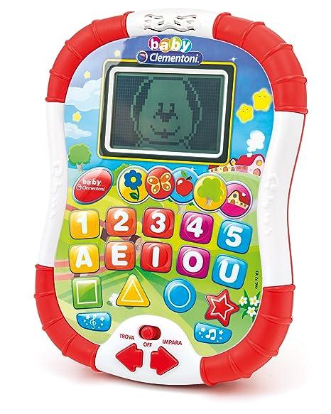 Baby Clementoni 12183 - Tablette ABC