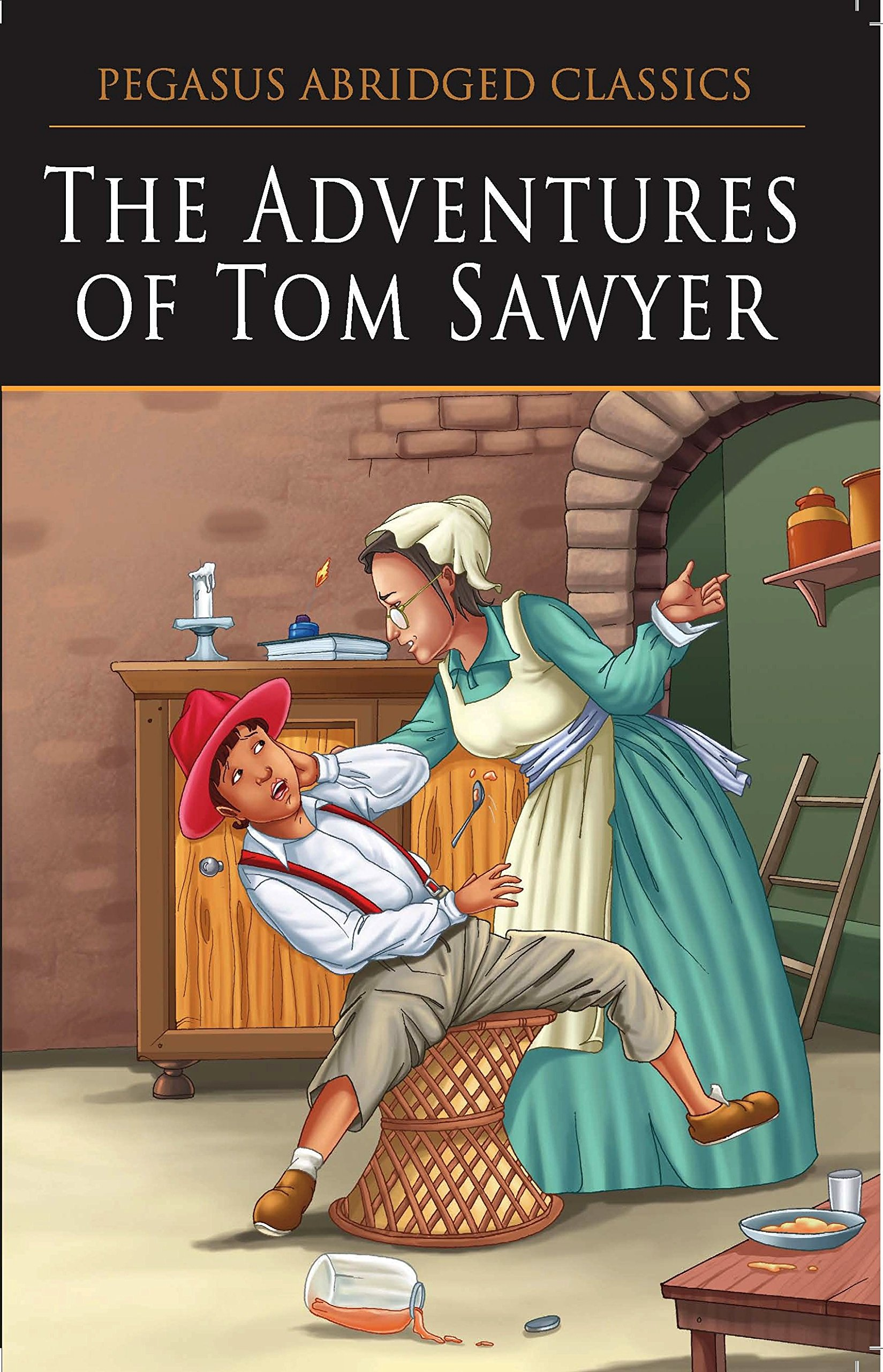 an analysis of tom sawyer in the book adventures of tom sawyer The adventures of tom sawyer: the adventures of tom sawyer by mark twain is an 1876 novel about a young boy growing up along the mississippi river.