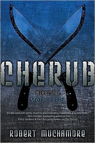 Mad Dogs written by Robert Muchamore