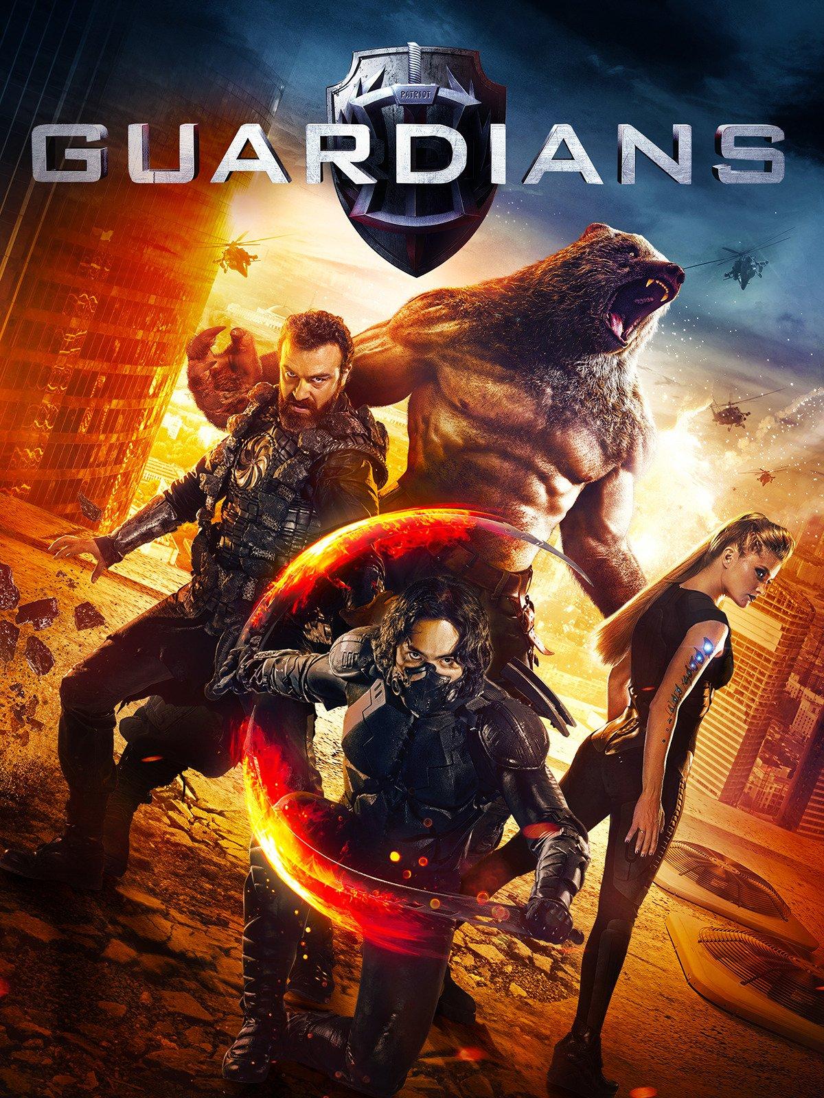 Guardians on Amazon Prime Instant Video UK