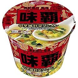 エースコック 廣記商行監修 味覇使用中華風野菜タンメン