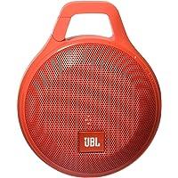 JBL Clip+ Splashproof Portable Bluetooth Speaker (Various Colors)