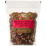 Amazon Brand - Happy Belly Dried Cranberries, Nuts & Pepitas Trail Mix, 42 oz (Tamaño: 42 Ounce (Pack of 1))