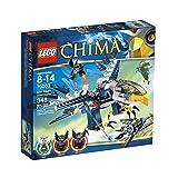 LEGO Chima Eris Eagle Interceptor 70003 (Color: Natural, Tamaño: One Size)