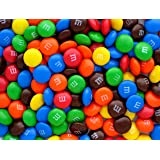 M&M's Plain Milk Chocolate - Bulk 10 Pounds - Buy Wholesale (Tamaño: 160 Ounces)