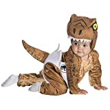 Rubie's Costume Co Baby Hatching T-Rex, Multi, Infant (Color: Multicolor, Tamaño: 6 - 12 Months)