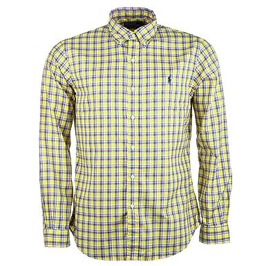 Camicie Ralph Lauren Uomo Slim Fit