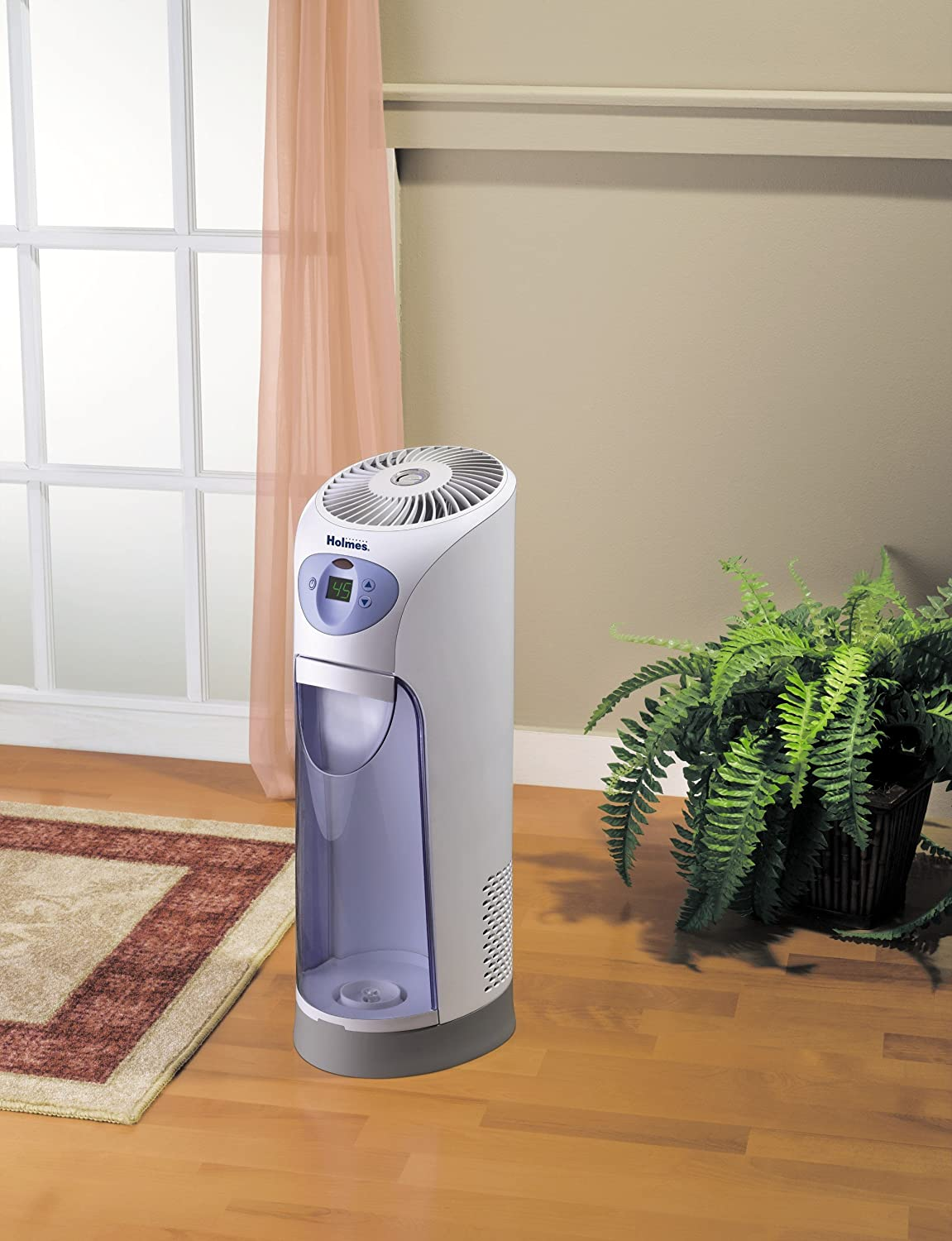 Details about Holmes Cool Mist Tower Humidifier HM630 NU New Free  #936738
