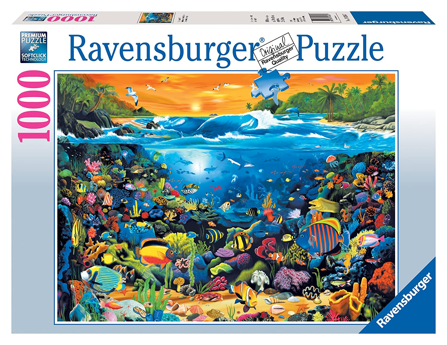 Ravensburger  Puzzles Up to 50% Off
