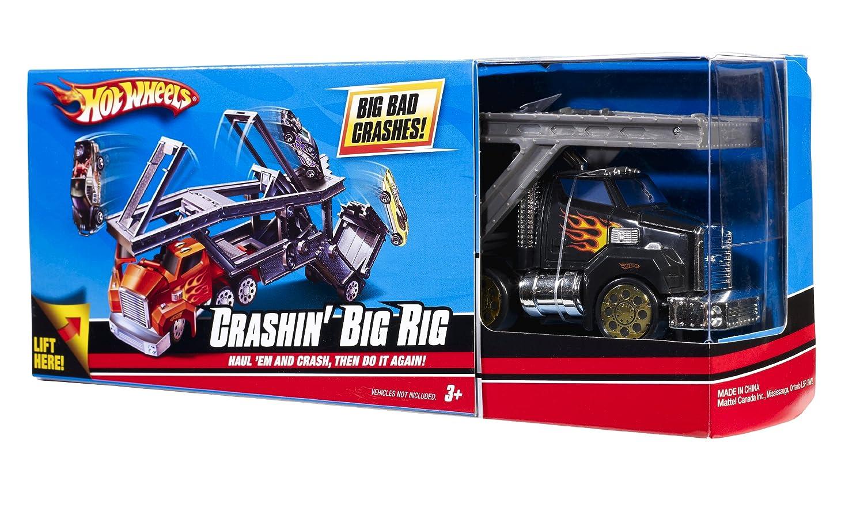 Hot Wheels Crashin Big Rig Hot Wheels Crashin' Big Rig