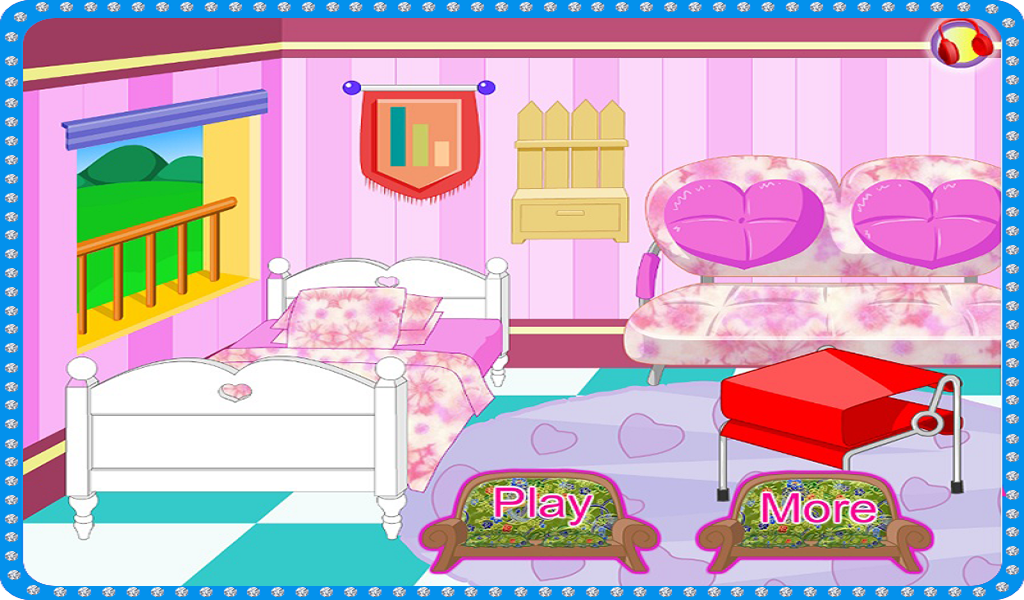 tornie room decoration games for girls