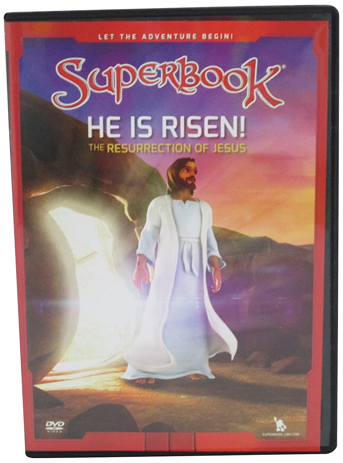 9 religious easter gift ideas for kids and adults gift canyon superbook he is risen negle Images
