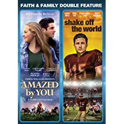 Amazed By You + Shake Off The World [Faith & Family Double Feature]