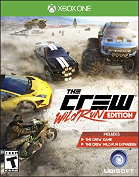 The Crew Wild Run Edition Game