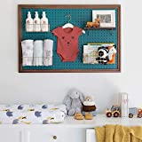 Framed Pegboard| Craft Storage| Nursery Storage| Wall Organizer and More| Fits Most 1/4